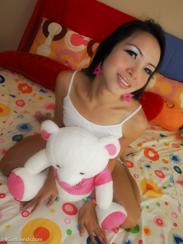 Teddy bear teen