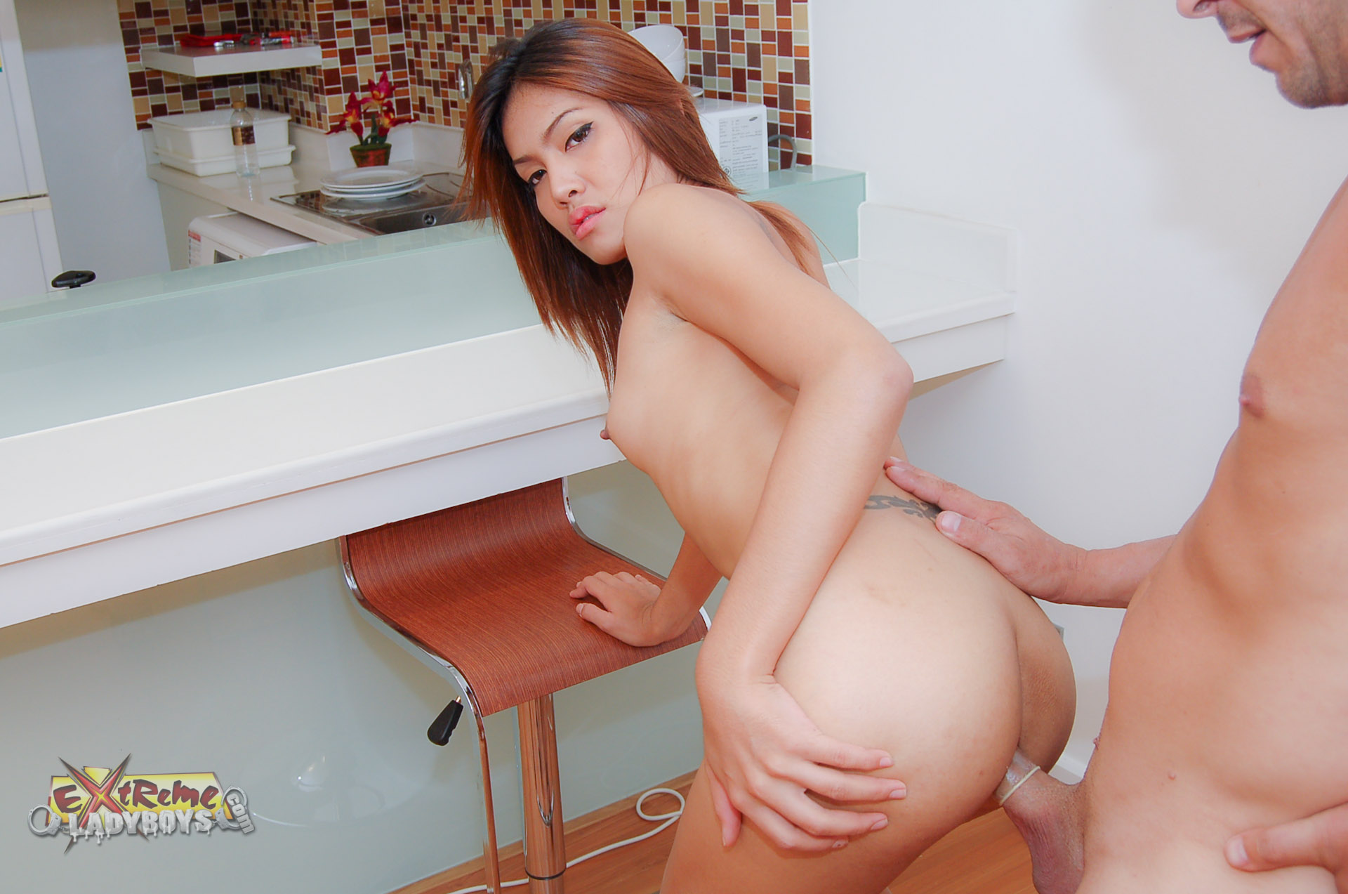 shemale fucked asian Extreme