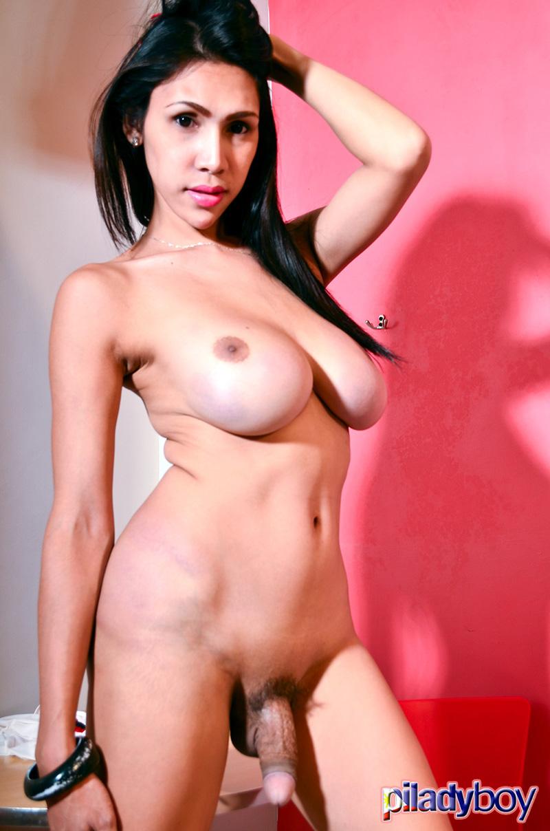 ladyboy busty -